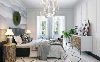 Скандинавская спальня; 120 фото идей дизайна