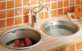 13 накладных кухонных моек
