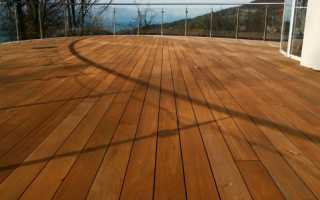 Террасная доска: чем заменить при строительстве дачи