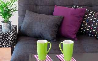 Ткань для обивки дивана: чему отдать предпочтение