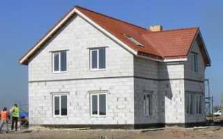 Калькулятор строительства дома из газобетона; считаем нашу стройку