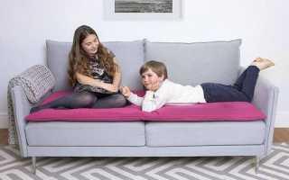 Как выбрать идеальный матрас для старого дивана