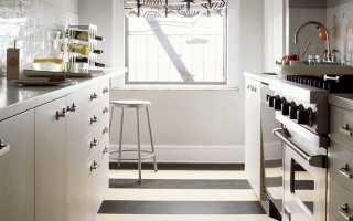Линолеум для кухни; правила идеального выбора! 75 фото практичного дизайна