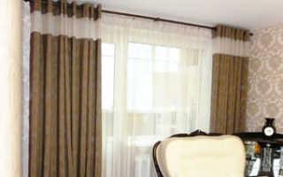 Как удлинить шторы/тюль снизу и сверху своими руками
