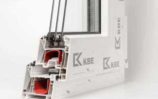 Ремонт пластиковых окон KBE