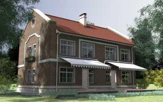 Облицовка фасада дома кирпичом: 10 основных правил
