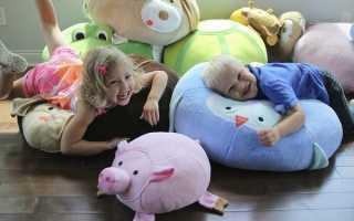 Декоративные подушки детские: мягкая забота о малыше