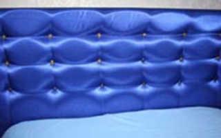 Сделай оригинальное и изысканное изголовье кровати своими руками, с помощью нашей простой инструкции