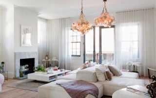 Белая мебель для гостиной; 35 фото в; дизайне интерьера