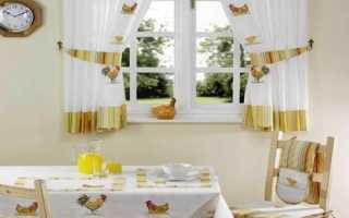 Как сшить шторы для дачи: идеи для окон