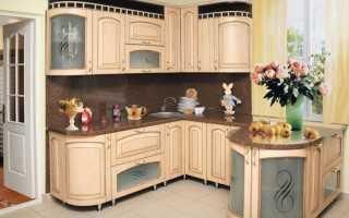 Натуральные и искусственные материалы для лучшей кухни