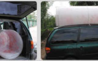 Транспортировка поликарбоната — как правильно перевозить материал