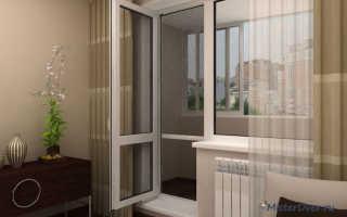 Утепление балконной двери: как я сделал это своими руками