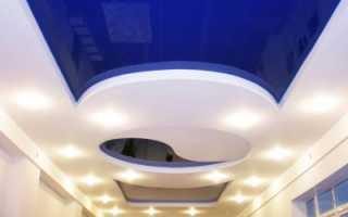 Натяжные потолки: их виды, преимущества и недостатки