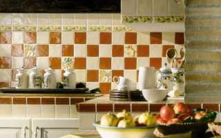 Чем лучше сделать отделку стен на кухне