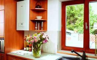 Котел на кухне; как его скрыть и задекорировать? 100 фото свежих идей