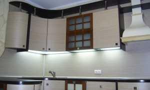 Фальш панель для кухни; виды и 4 способа установки своими руками