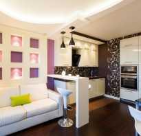 Ниша в гостиной; удобное решение в современном интерьере (116 фото)