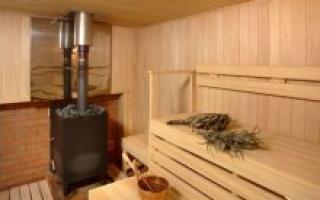 Внутренняя отделка бани из газобетона: удобство и долговечность