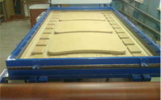 Пленки ПВХ для мембранно-ваккумного прессования мебели и мебельных фасадов МДФ