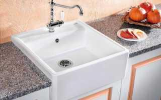 Какого размера должна быть кухонная мойка? Примеры с фото