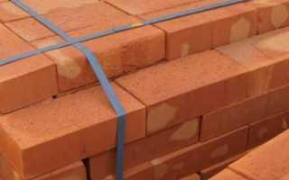 Сколько кирпичей в одном кубе (1м3): расчеты