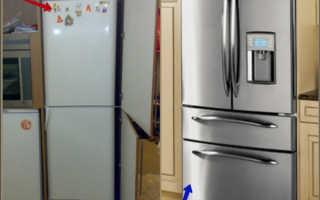Можно ли встроить обычный холодильник в шкаф? Не советуем! И вот почему