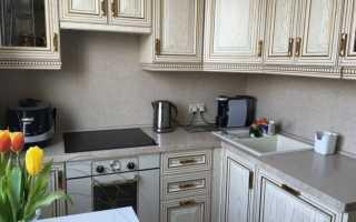 Покраска и патинирование кухонных фасадов МДФ за 7 шагов