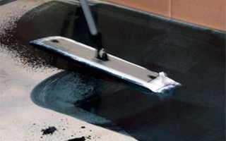 Гидрофобизирующие пропитки для обеспыливания бетонных полов