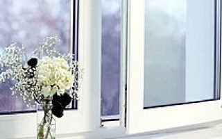 Как снять пластиковое окно окно с петель