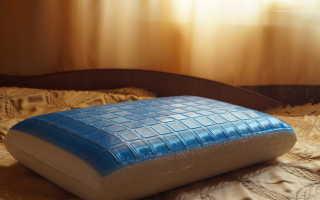 Гелевая подушка: преимущества и правила ухода