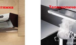 Шкаф для кухонной вытяжки