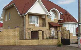 Фасад дома, облицованный кирпичом: сочетание эстетики и практичности