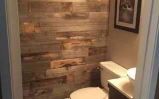 Обзор ПВХ плитки для ванной