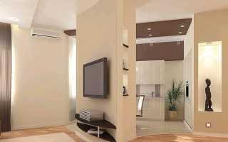 Инструкция по монтажу гипсокартонных перегородок с дверями