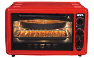 Электропечь на кухне для выпечки в домашних условиях