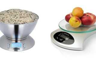 Все еще думаете, какие весы выбрать для кухни