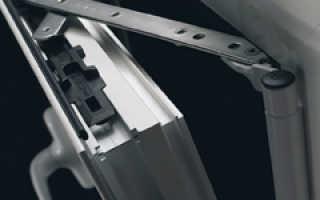 Как правильно отрегулировать фурнитуру на окнах из алюминия