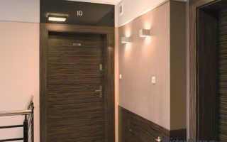 Лучшие варианты и легкие способы отделки дверей своими руками