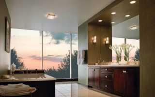 Cветильники для ванной; фото лучших современных тенденций освещения ванной комнаты