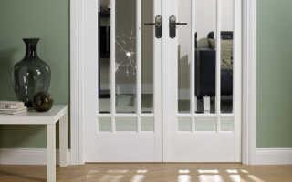 Как поменять стекло в межкомнатной двери: технология замены стекол
