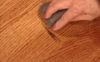 Масло с воском для деревянного пола в доме: делаем правильный выбор