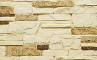 Гипсовые плитки под кирпич и камень для внутренней отделки
