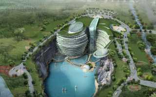 10 самых безумных зданий, строящихся прямо сейчас