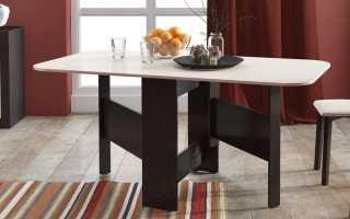 6 популярных видов стола в гостиную