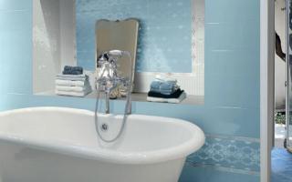16 замечаний об укладке плитки в ванной