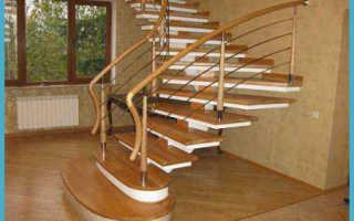 Сделать лестницу своими руками
