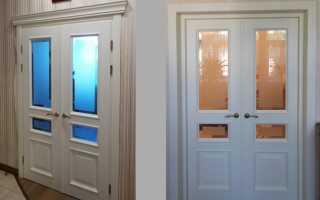 Межкомнатные двери из ПВХ или из экошпона, что лучше