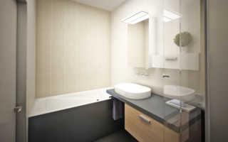 Как выбрать плитку для маленькой ванной комнаты: советы и рекомендации