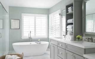 Особенности утепления ванной комнаты